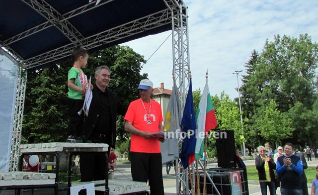 маратон приятелство Плевен награждаване 6