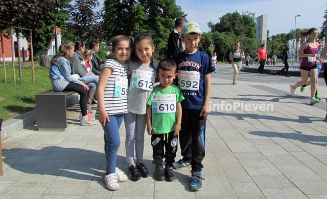 маратон приятелство Плевен 4