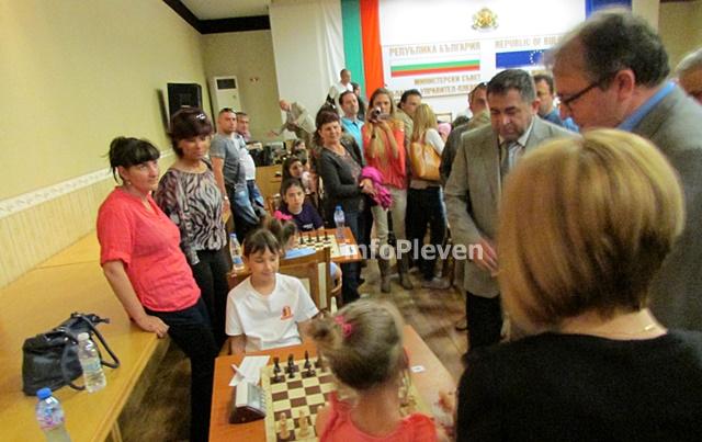 първенство шахмат 8