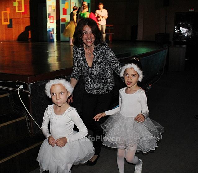 IMG_2214Приказка за балета -заключителен концерт