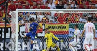евро 2016 - Хърватия - Испания  2-1  от clubz.bg