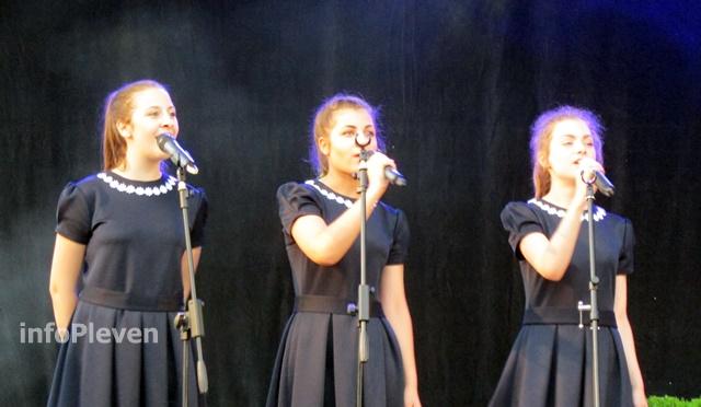 концерт хор Звъника