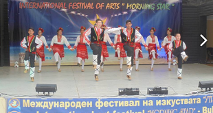 ореховица танцьори