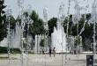 фонтан Плевен жега 4