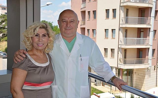 Силвия Кацарова д-р Ненов