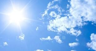 слънце-небе