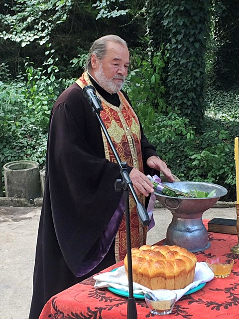 свещеник курбан свети илия