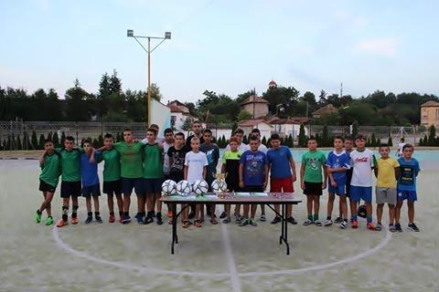 футболен турнир кнежа