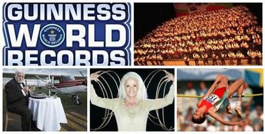 Резултат с изображение за първият брой на книгата Световни рекорди на Гинес.